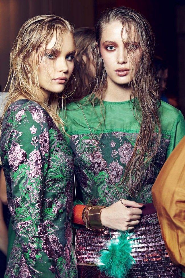Jayson Brunsdon: Sydney Australian Fashion Shows Spring/Summer 2014/15