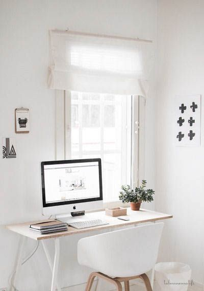 okay, serious office envy | computer chair, table, office space, work from home, home decor, desk accessories, home inspiration, house, living space, room, scandinavian, nordic, inviting, style, comfy, minimalist, minimalism, minimal, simplistic, simple, modern, contemporary, classic, classy, chic, girly, fun, clean aesthetic, bright, white, pursue pretty, style, neutral color palette, inspiration, inspirational, diy ideas, fresh, stylish, 2017, sophisticated