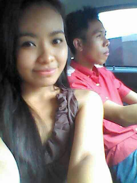 On the car with u
