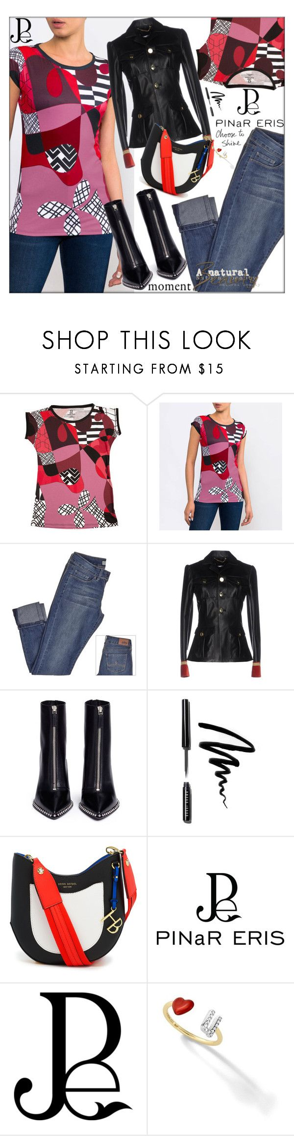 """""""#pinareris"""" by bilbomex ❤ liked on Polyvore featuring Givenchy, Alexander Wang, Bobbi Brown Cosmetics, Henri Bendel and Alison Lou"""
