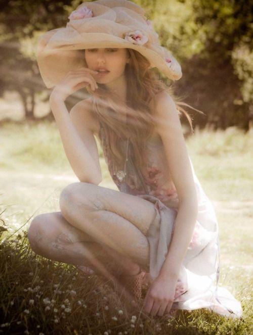 Fairytale fashion fantasy / karen cox.  ♔ Dreamy