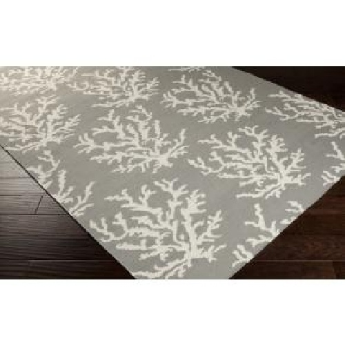 Boardwalk Coral Area Rug