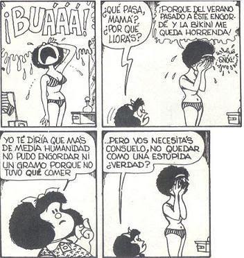 Tremenda Mafalda!!! Muy Bueno ;)