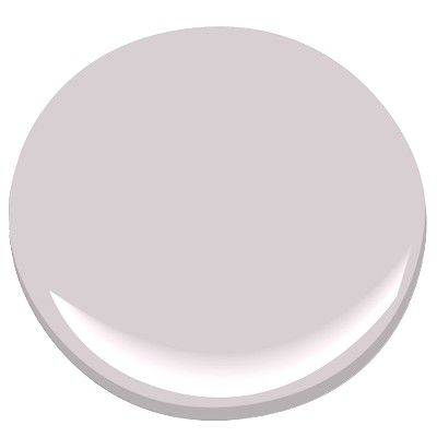 Benjamin Moore Paints - new age - 1444 - Suggestive of the mystical healing power of crystals, this light purplish-gray has a soft, spiritual sensibility.