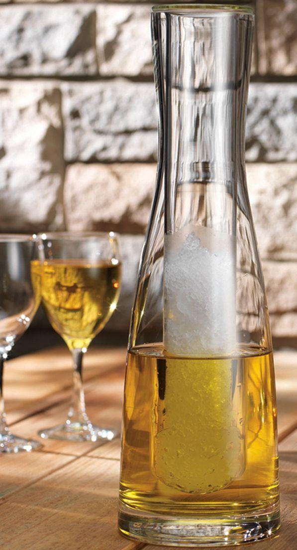 Wine Carafe with Ice Insert