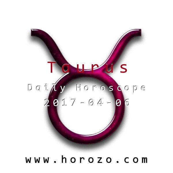 Taurus Daily horoscope for 2017-04-06: Your personal attachments may be influencing your professional judgment more than usual, but it could end up being a good thing. If you're not playing favorites, you should be fine.. #dailyhoroscopes, #dailyhoroscope, #horoscope, #astrology, #dailyhoroscopetaurus