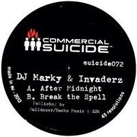 DJ Marky & Invaderz - Break the Spell - suicide072B - 19/8/13 by Commercial Suicide on SoundCloud #drumnbass