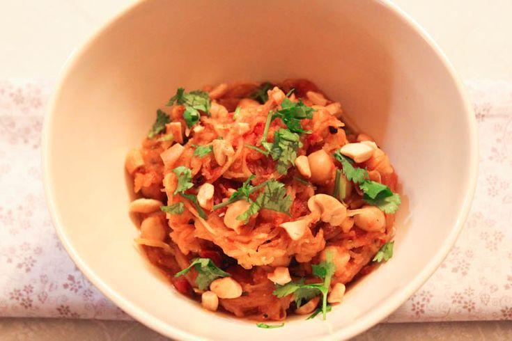 Roasted Cauliflower With Indian Spices (Cumin & Coriander) Recipe ...