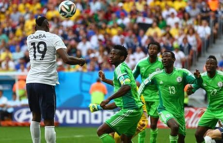 Mundial 2014 Video : France vs Nigeria 2-0
