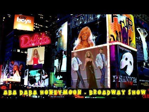 Dalida - Aba Daba Honeymoon - Broadway Show 2015