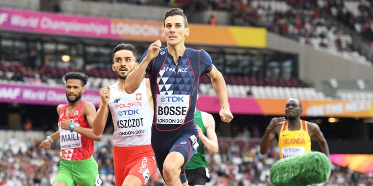 SPORT - Alexandra Tavernier sera bien en finale du lancer du marteau.Pierre-Ambroise Bosse, lui, sera en demies du 800 m.