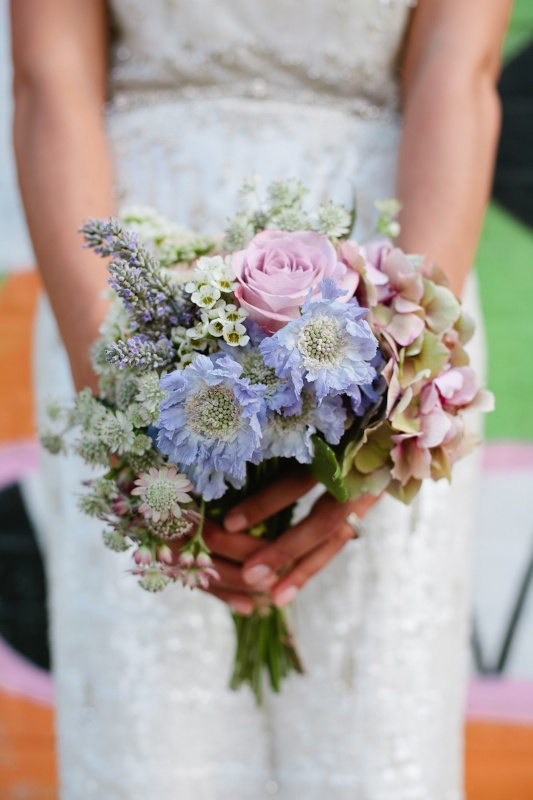 Image by Tarah Coonan. Wedding bouquet. wild flower bouquet