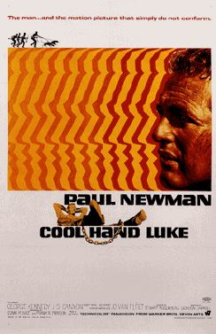 """""""What we've got here...is failure to communicate.""""  Strother Martin  Cool Hand Luke (1967)"""