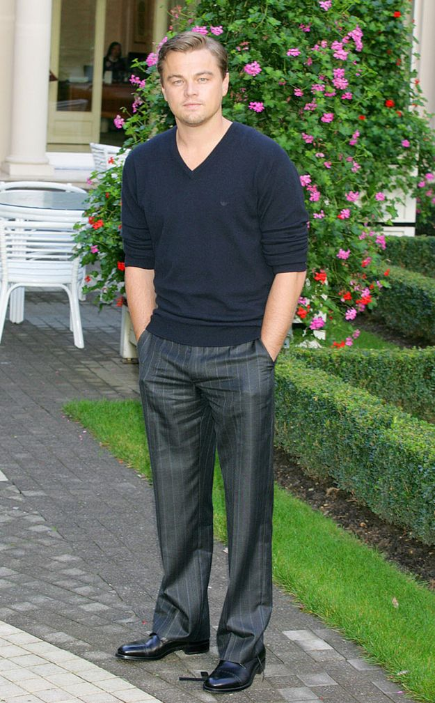Leonardo DiCaprio   15 People Who Will Inspire You