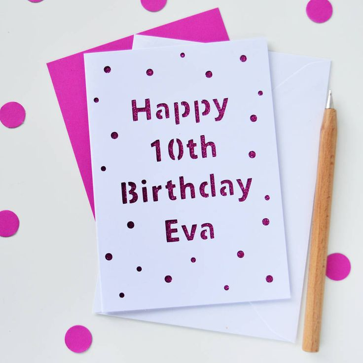 Are you interested in our Personalised Polka Dot Cut Out Card? With our personalised birthday card you need look no further.