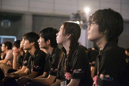 【バンタンゲームアカデミー】「日本ゲーム大賞2015アマチュア部門 発表授賞式」!@東京ゲームショウ
