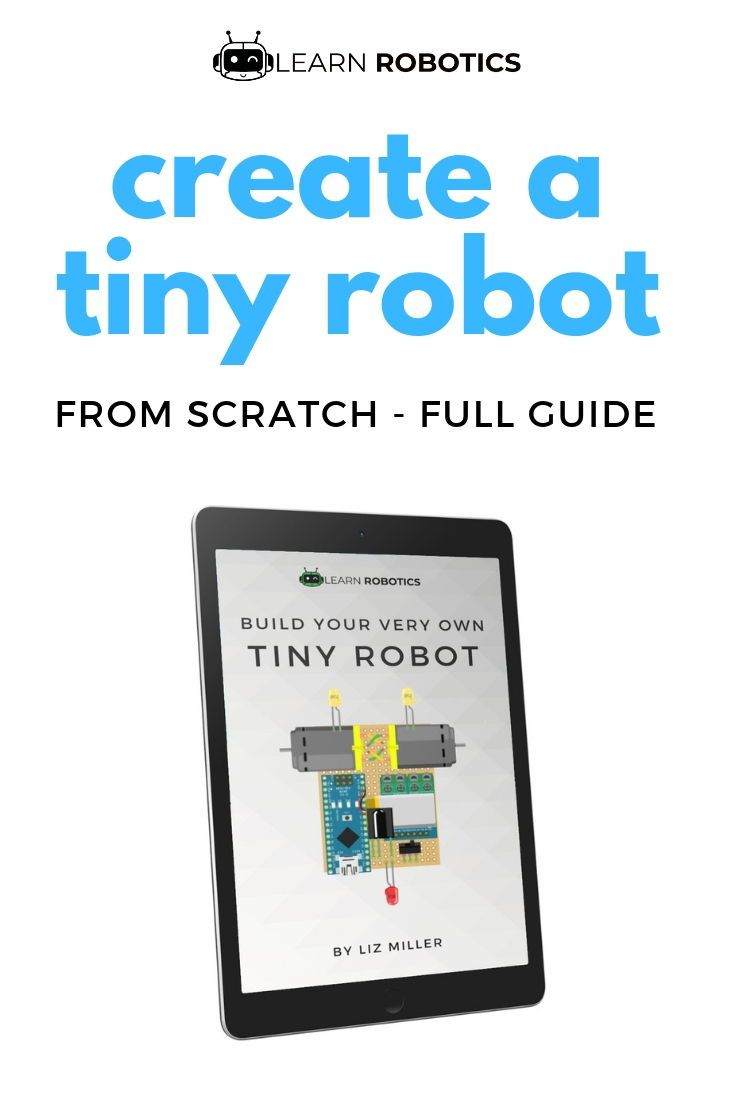 Tiny Robot Project in 2019 | Programming (Python, C, C++