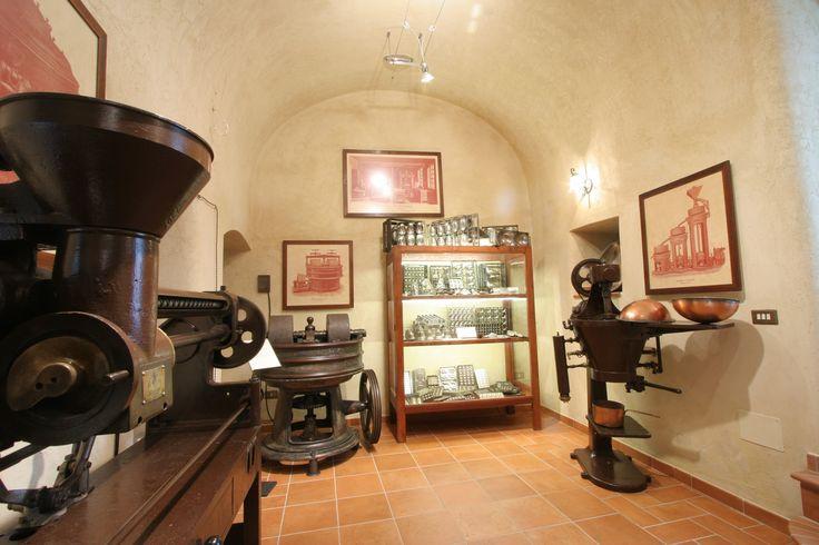 Sala del Cioccolato - Museo del Confetto