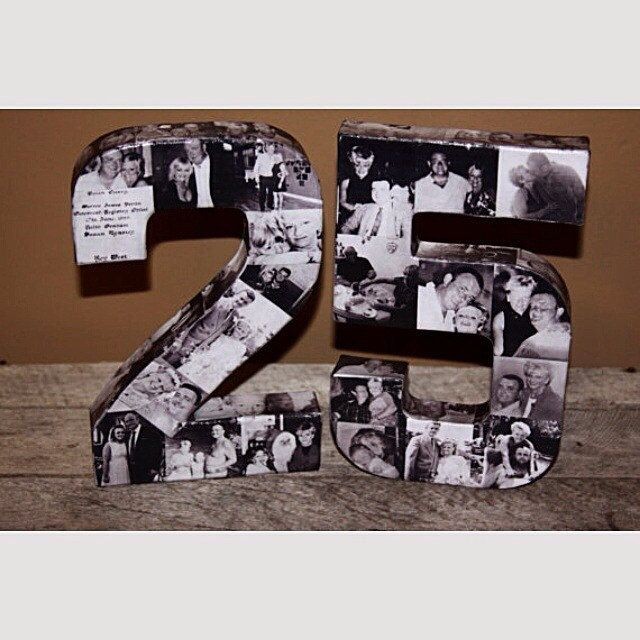 Best 25 35th wedding anniversary ideas on pinterest 60 for 25th birthday decoration ideas