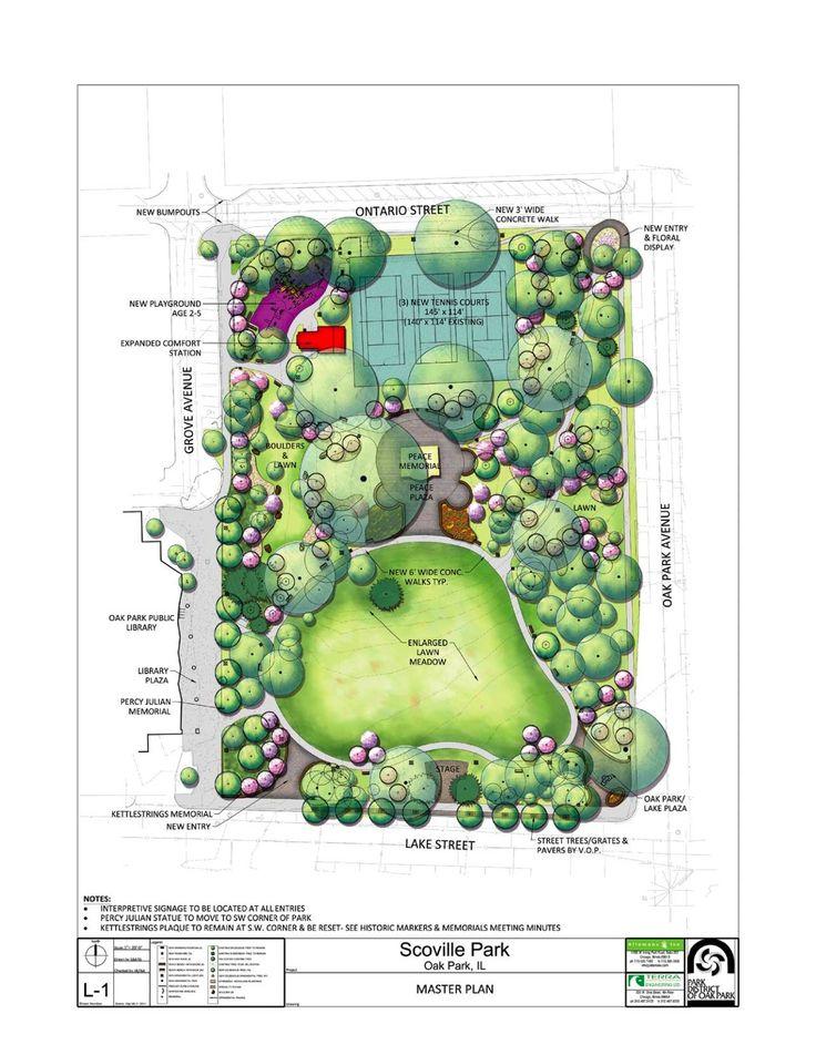 Planning Garden Design wonderful garden plans and layouts 16 free garden plans garden design ideas L 1 Color Scoville Master Plan Landscape Architecturelandscape Designgarden