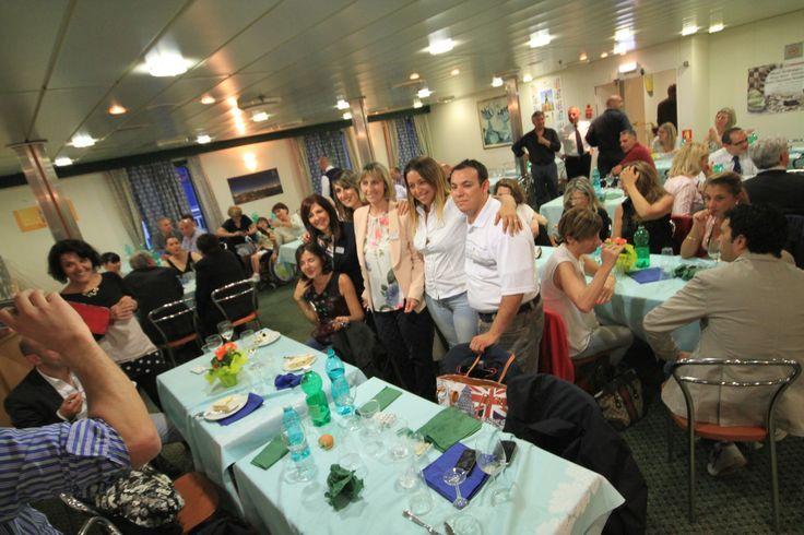 inaugurazione Stagione 2014 GoinSardinia - la Compagnia di navigazione da e per la Sardegna creata dai sardi
