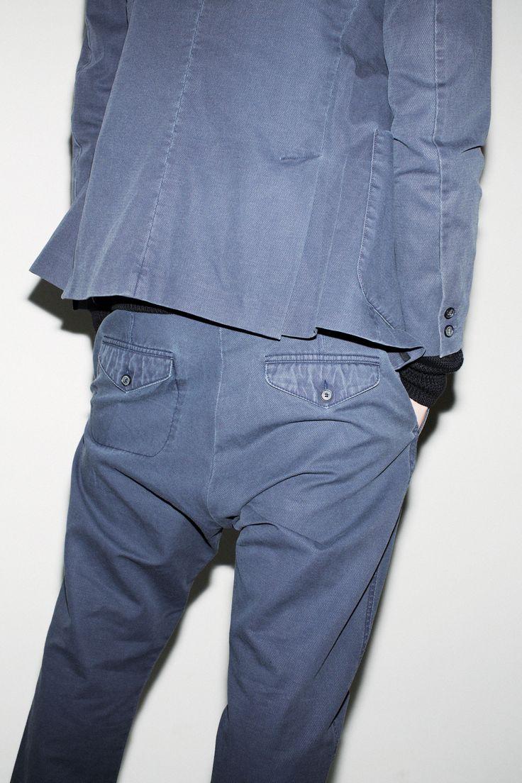 Edwin Trouser - Blue #HopeStockholm http://hope-sthlm.com/edwin-trouser-blue