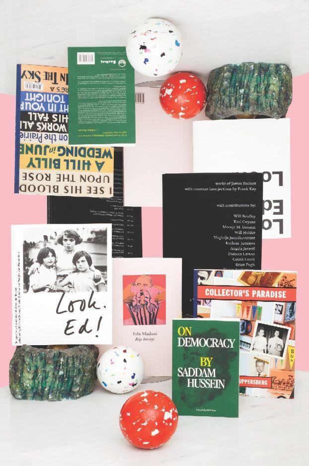 Books column - Mousse 38 - by www.beadegiacomo.com