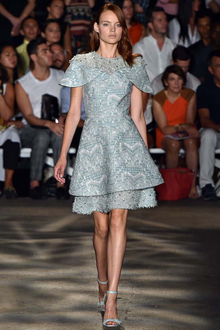 18 best christian siriano spring 2015 images on pinterest