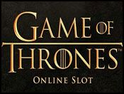Game of Thrones Maquina de Casino