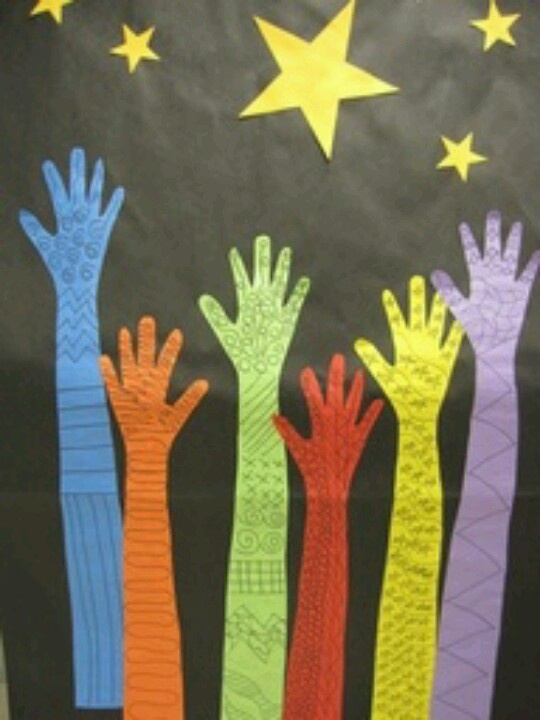 Reach for the stars...data wall, all hands on board   Data ...
