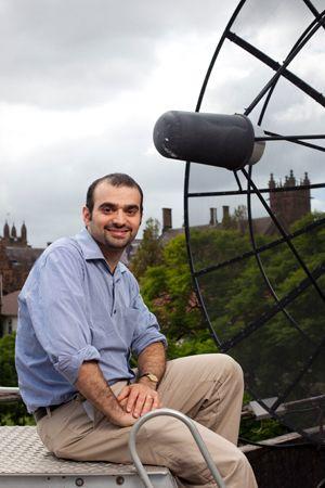 Bryan Gaensler è un astrofisico australiano. Insegna all'Università di Sydney, dopo aver ricoperto vari incarichi al MIT, allo Smithsonian Institution e all'Università di Harvard. Attualmente dirige il centro di ricerca internazionale ARC Centre of Excellence for All-Sky Astrophysics (CAASTRO), presso l'Osservatorio di Sydney. Ha vinto numerosi premi e riconoscimenti in campo scientifico a livello internazionale.