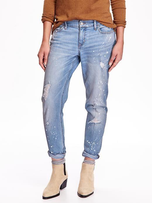 325 best images about Jeans on Pinterest   Boyfriend jeans ...