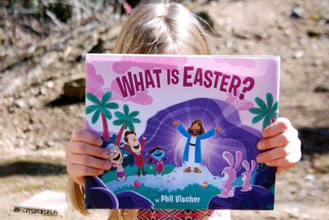 """""""What is Easter?"""" // a new book by Phil Vischer"""
