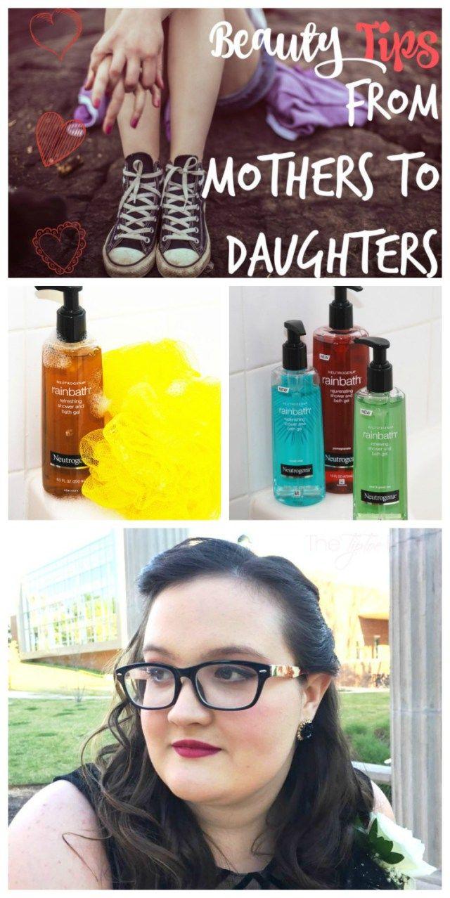 5 Easy #Beauty Tips from Mothers to Daughters! #teen #tween AD #MomsBeautyRituals