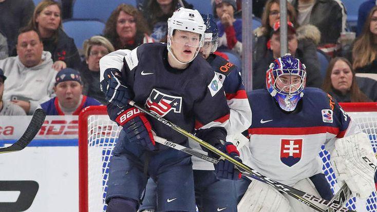 Team USA falls to Slovakia in major World Juniors upset, faces rival Canada next - CBSSports.com