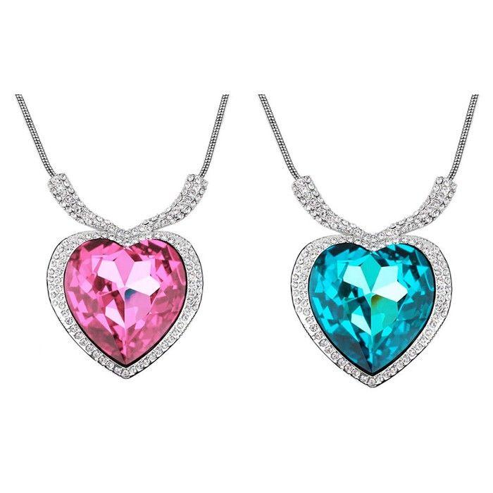 Temukan dan dapatkan Kalung Swarovski Crystal Elements Big Love hanya Rp 230.000 di Shopee sekarang juga!…