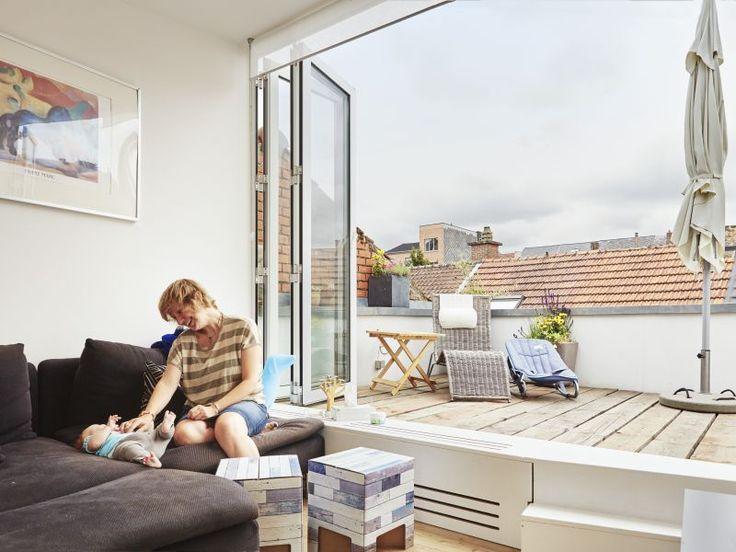 172 best images about interieur inrichting on pinterest vinyls villas and toms - Interieur modern houten huis ...