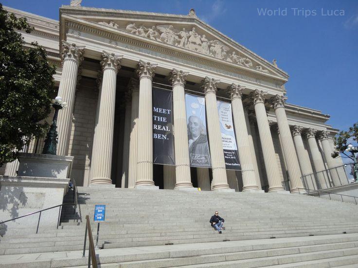 Washington, vivere la storia visitando gli Archivi Nazionali