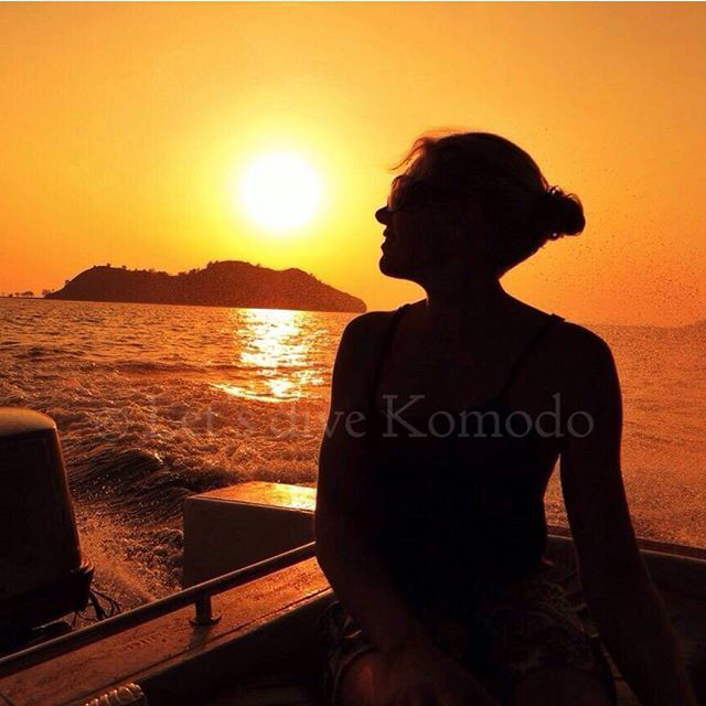How was your sunset today? #indonesia #flores #komodo #labuanbajo #sunset #colors #best #time #of #the #day #beautiful #sunset_madness #travel #holiday #explore #enjoy #scubadiving #bonus #view #girl #photography #photooftheday #instapic #instadaily #beautifulindonesia