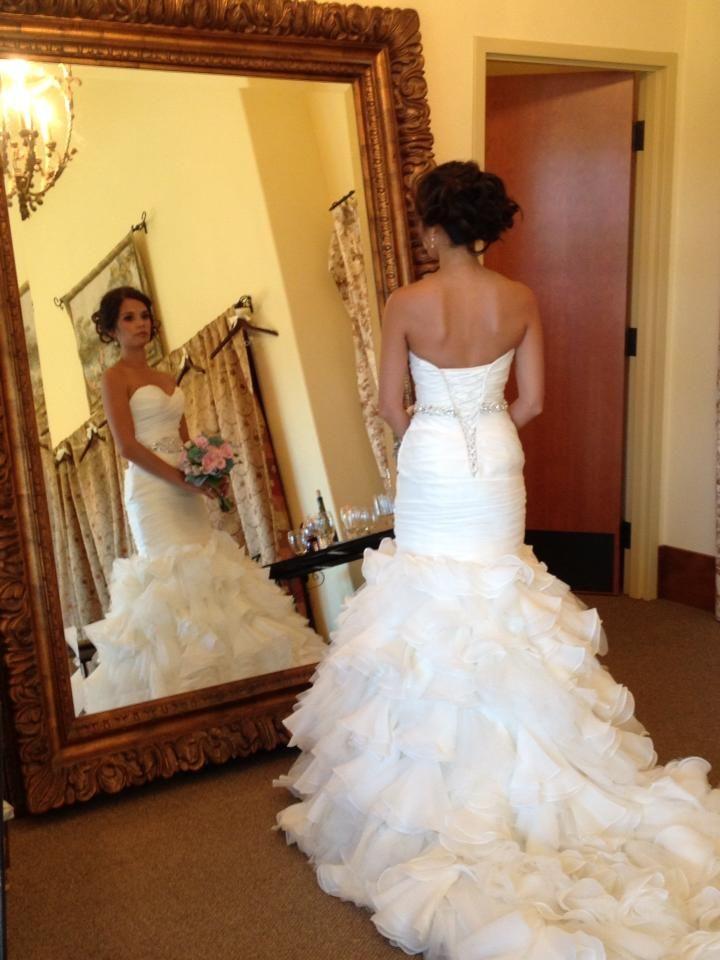 New Maggie Sottero Divina Size Wedding Dress