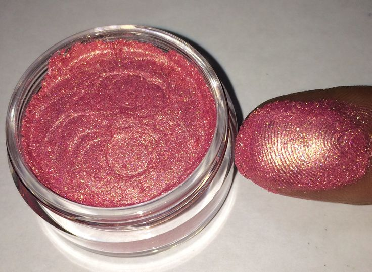 """Fable""""  Mineral Eyeshadow  Beautiful new shade!!  Fable has a peachy/ rose base with a stunning gold undertone.  Perfect shade for Spring and Summer!"""