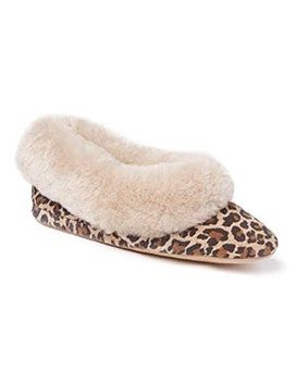 Ladies Sheepskin Slipper Seaforth   #Shoes #Footwear #Autumn #Morlands #Slippers #Cosy #Sheepskin #Vintage #Style #Glastonbury #Warm