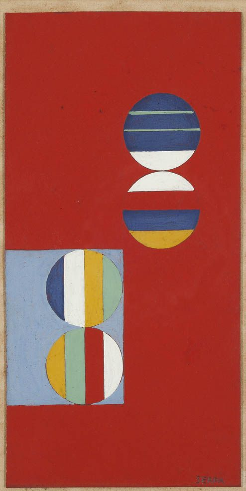 """Ivan Serpa (Brazil), """"From Pop to Concretism 50's, 60's and 70's"""""""