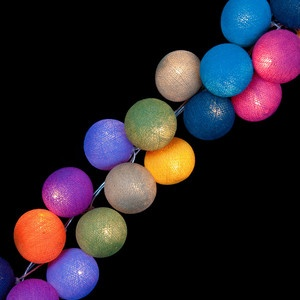 Lichterkette 20 Mexican UK