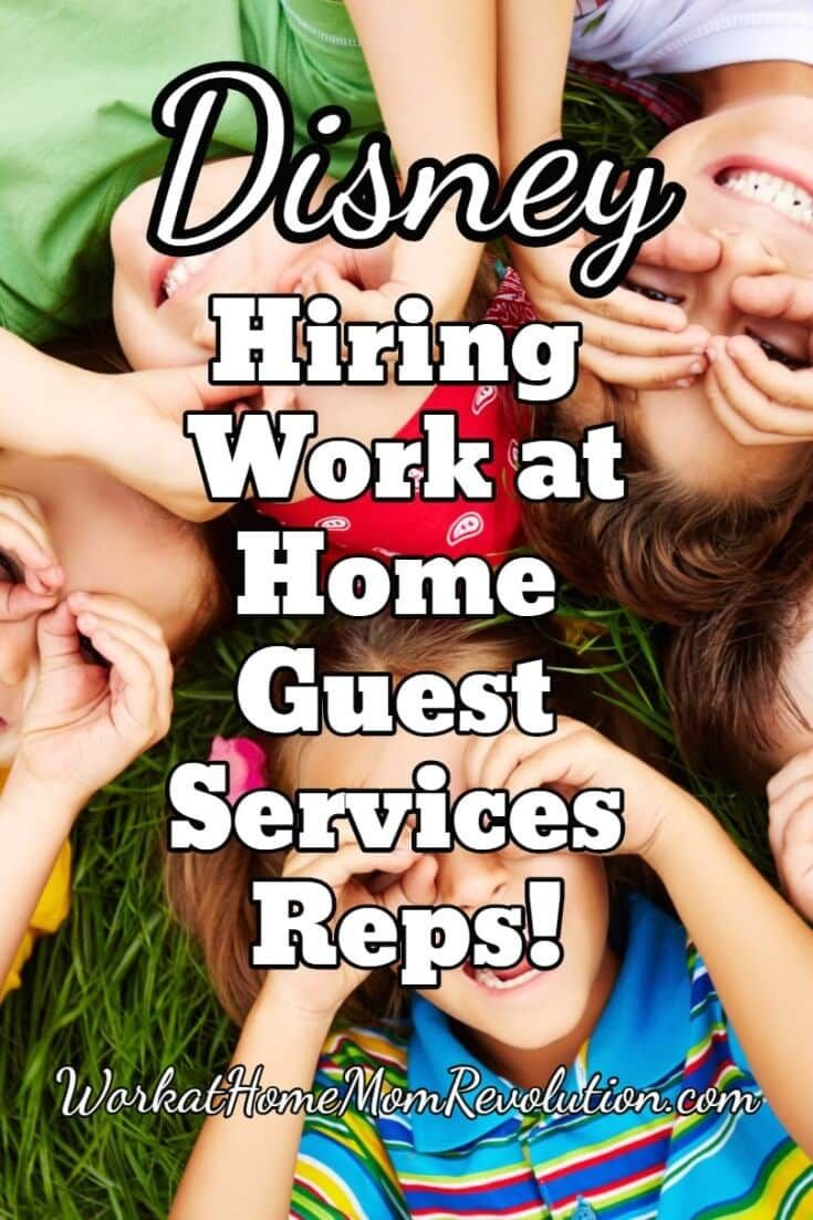 The Disney Store is hiring work at home guest services representatives in Florida, South Carolina, Texas, Kentucky, Nevada, Illinois and Mississippi. Part-time work from home jobs. If you love Disney, and you're seeking a home-based job, this might be perfect for you! You can make money from home! via @wahmrevolution