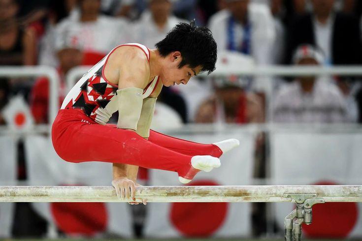 #体操 男子種目別平行棒の決勝に出場した加藤凌平選手@ryoheikato0909 は7位入賞です。#お疲れ様でした #オリンピック #リオ2016 #リオ五輪