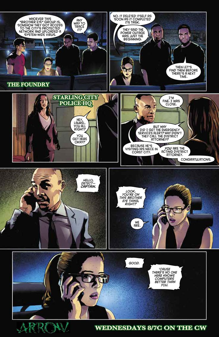 no one knows computers better than felicity smoak arrow