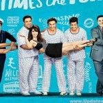 With an excellent 1st Day collections of Rs.12.50 Crores at the domestic box office, Humshakals becomes the 3rd Highest Opener of 2014 so far. As the film received negative reviews from the critics, but still it managed to picked up massively on its 1st...