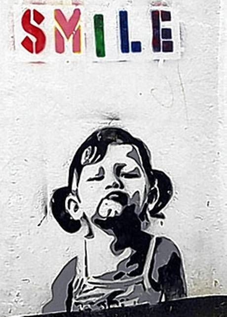 Smile please, it's a Banksy - Exhibitions - Going Out - London Evening Standard