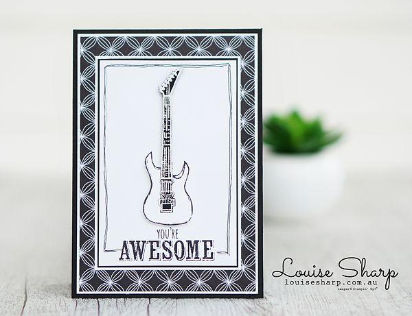 Stampin Up, Stampin' Up!, Louise Sharp, handmade card, handmade, Stamping, cards,